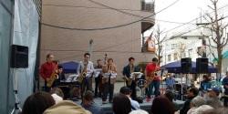 神戸Jazz Saxophone Ensemble