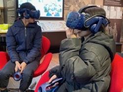 幕末VR体験